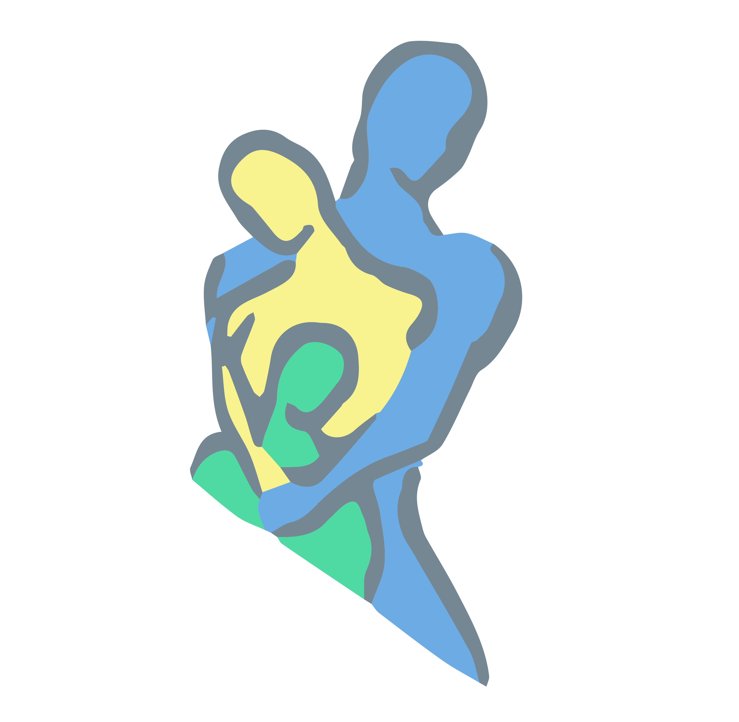 Denette Family Chiropractic Logo